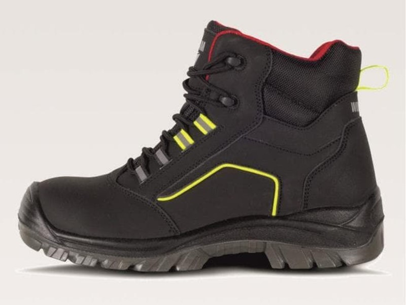 BOTA SEGURIDAD TRECKING